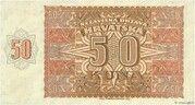50 Kuna – revers
