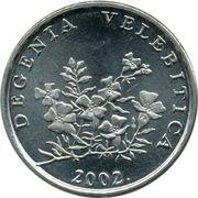 50 lipa (Degenia velebitica) -  avers