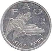 1 lipa (FAO) – avers