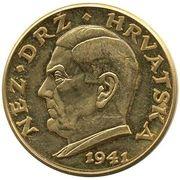 500 kuna (Ante Pavelic) – avers