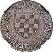 50 kuna (Essai) – avers
