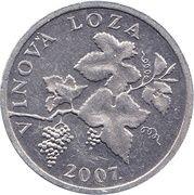 2 lipe (Vinova Loza) -  avers