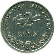 2 kune (Thunnus-Thynnus) -  revers