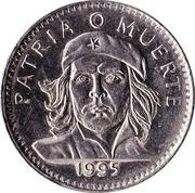 3 pesos (Che Guevara) -  revers