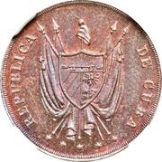 10 Centavos (Pattern) – avers