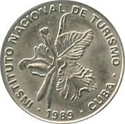 25 centavos (INTUR) -  avers