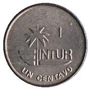 1 centavo (INTUR) – revers