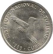 10 centavos (INTUR, petit 10) – avers