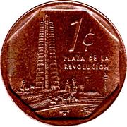 1 centavo -  revers