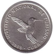 10 centavos (INTUR - cupronickel) – avers