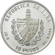 10 pesos (Piet Heyn) -  avers