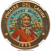 50 pesos (Sir Henry Morgan) -  avers