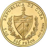 500 Pesos (25th. Anniversary of Heroic Guerilla Fighter) – avers
