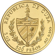 500 Pesos (Spanish Monarchs) – avers