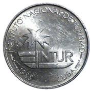 10 centavos (INTUR - aluminium) – avers