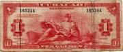 1 Gulden – avers