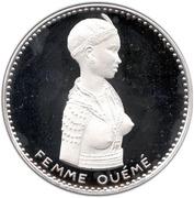 500 francs (Anniversaire de l'indépendance) – revers