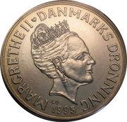 200 kroner - Margrethe II – avers