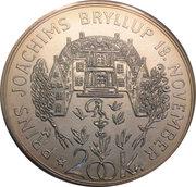 200 kroner - Margrethe II – revers