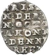 2 Skilling Lybsk - Christian IV (Wire money) – revers