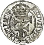 2 Skilling Danske - Frederik III – avers