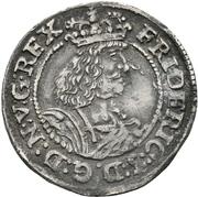 1/16 Thaler - Frederick VI – avers