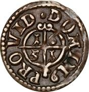1 Hvid - Frederik III – revers