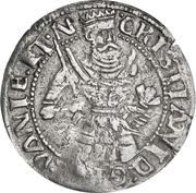 2 Skilling - Christian III (Copenhagen mint) – avers