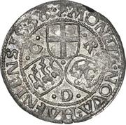 2 Skilling - Christian III (Copenhagen mint) – revers