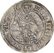 Lejrskilling / 10 Hvid - Frederik I (Roskilde mint) – avers
