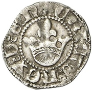 Sterling - Erik of Pomerania (Lund Mint) – avers