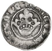 Gros - Erik of Pommern (Gurre mint) – avers