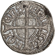 1 Hvid - Interregnum of 1448 (Malmo Mint) – revers