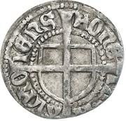 1 Hvid - Christian I (Malmo mint) – revers