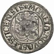 2 Schilling - Frederik I (Gottorp mint) – revers
