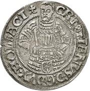 2 Schilling - Christian III (Gottorp mint) – avers