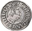 1/16 Reichs Thaler - Christian IV (type I) – avers