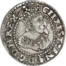 1/16 Reichs Thaler - Christian IV (type II; bust type II) – avers