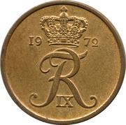 5 øre - Frédéric IX (bronze) -  avers