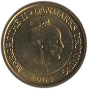 20 kroner - Série Navires - Fyrskib XVII -  avers