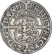 1 Mark - Frederick II – avers