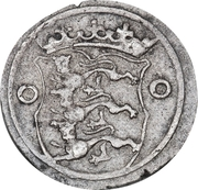 2 Skilling - Frederik II (Seven-Years War coinage) – avers