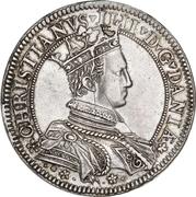 2 speciedaler - Christian IV – avers