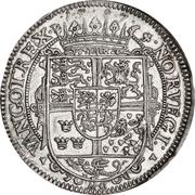 2 speciedaler - Christian IV – revers
