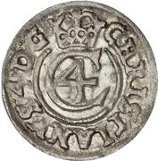 1 Søsling Lybsk - Christian IV – avers