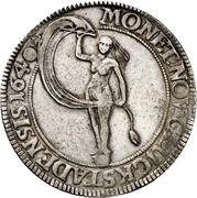 1 speciedaler - Christian IV (Type 1) – revers