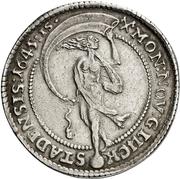 1 speciedaler - Christian IV (Type 3) – revers