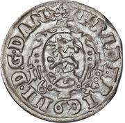 2 Skilling Dansk - Frederik III (Rex Electus) – avers
