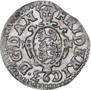 2 Skilling Dansk - Frederik III (Shield type IIa) – avers