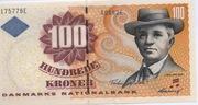 100 Kroner – avers